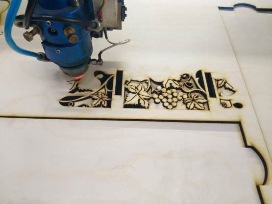 Использование фанеры для лазерной резки